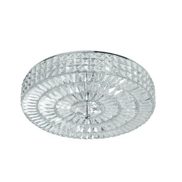 Crystorama Chelsea Collection 6 Light Semi Flush