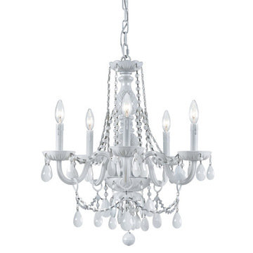 Crystorama Envogue Collection 6 Light Chandelier
