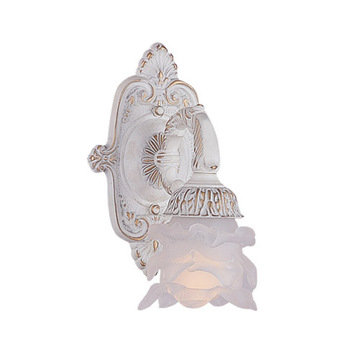 Crystorama Paris Flea Market Collection Single Sconce Wall Sconce