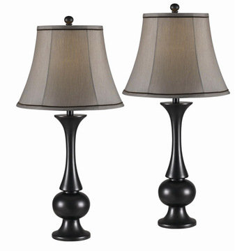 Kenroy Home Abbott 2-Pack Table Lamp