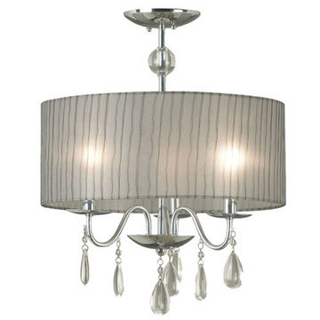 Kenroy Home Arpeggio 3 Light Pendant