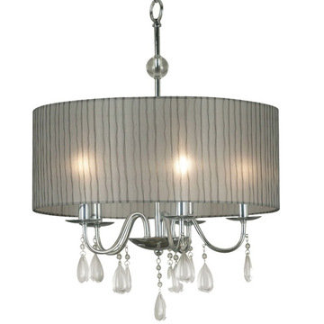 Kenroy Home Arpeggio 5 Light Pendant