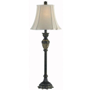 Kenroy Home Baroness 2-Pack Buffet Lamp