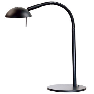 Kenroy Home Basis Halogen Desk Lamp