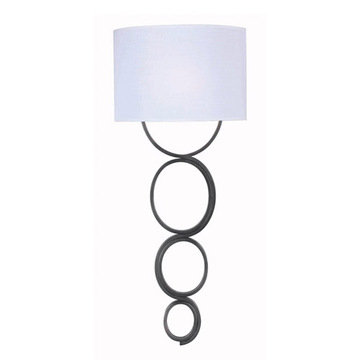 Kenroy Home Circo 1 Light Wallchiere