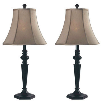 Kenroy Home Danbury 2-Pack Table Lamp