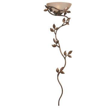 Kenroy Home Flower Vine 1 Light Wallchiere
