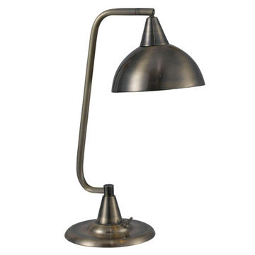 Kenroy Home Hanger Desk Lamp