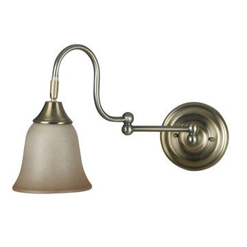 Kenroy Home Horton Wall Swing Arm Lamp