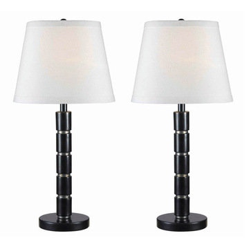 Kenroy Home Ludlowe 2-Pack Table Lamps