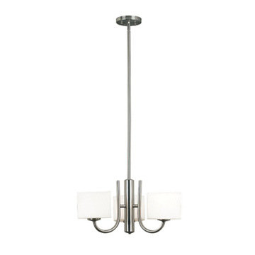 Kenroy Home Matrielle 3 Light Convertible Chandelier