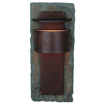 Kenroy Home Pembrooke 1 Light Small Wall Lantern