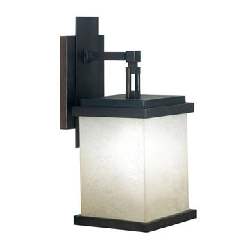 Kenroy Home Plateau 1 Light Large Lantern