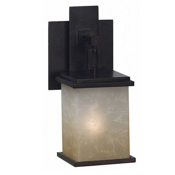 Kenroy Home Plateau 1 Light Sconce