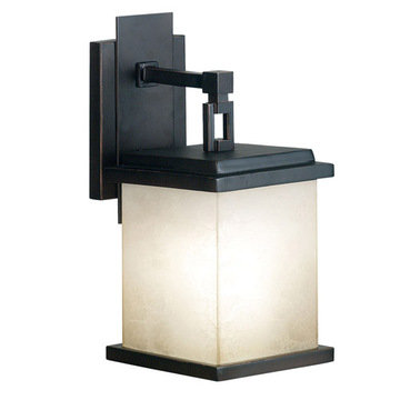 Kenroy Home Plateau 1 Light Small Lantern