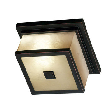 Kenroy Home Plateau 2 Light Flush Mount