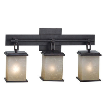 Kenroy Home Plateau 3 Light Vanity