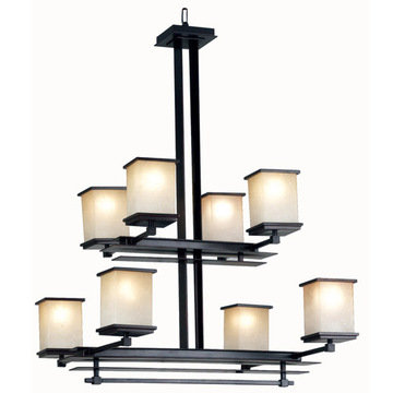 Kenroy Home Plateau 8 Light Chandelier