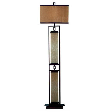 Kenroy Home Plateau Floor Lamp