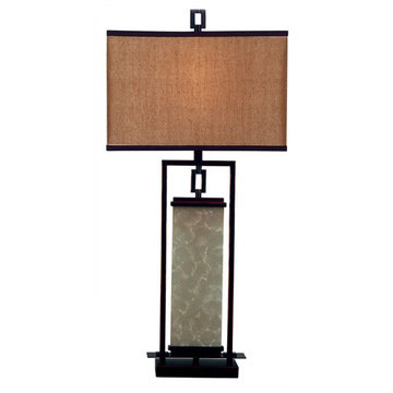 Kenroy Home Plateau Table Lamp