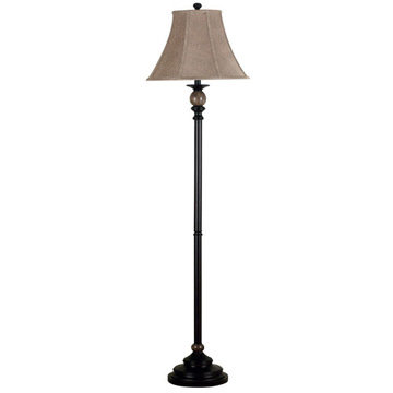 Kenroy Home Plymouth Floor Lamp