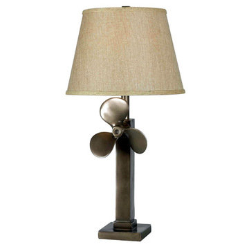 Kenroy Home Prop Table Lamp
