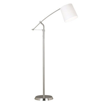 Kenroy Home Reeler Adjustable Floor Lamp