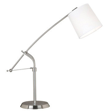 Kenroy Home Reeler Adjustable Table Lamp