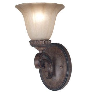 Kenroy Home Rochester 1 Light Sconce