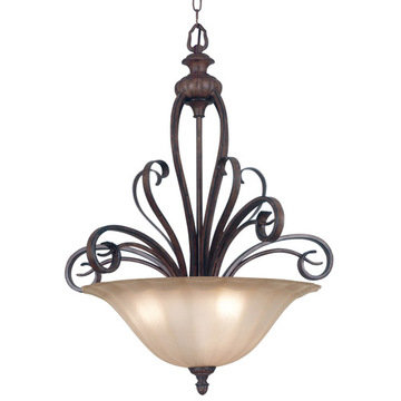 Kenroy Home Rochester 3 Light Pendant