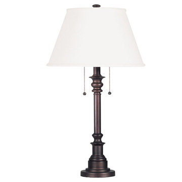Kenroy Home Spyglass Table Lamp