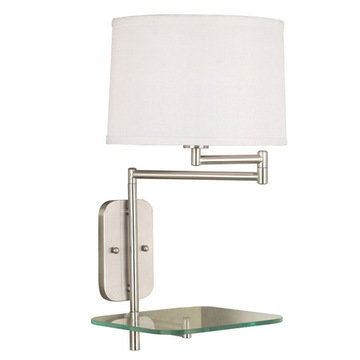 Kenroy Home Tabula Wall Swing Arm Lamp