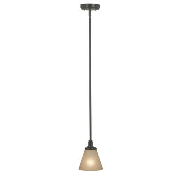 Kenroy Home Tallow 1 Light Mini Pendant
