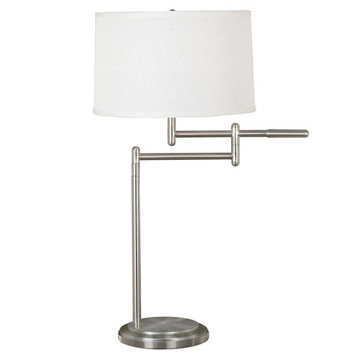 Kenroy Home Theta Swing Arm Table Lamp