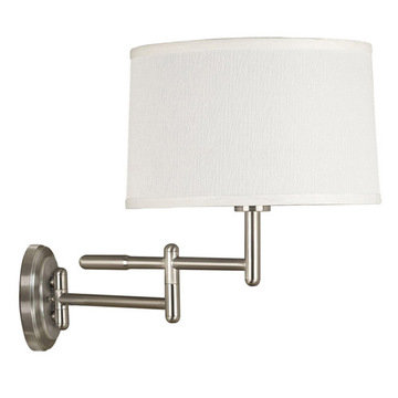 Kenroy Home Theta Wall Swing Arm Lamp