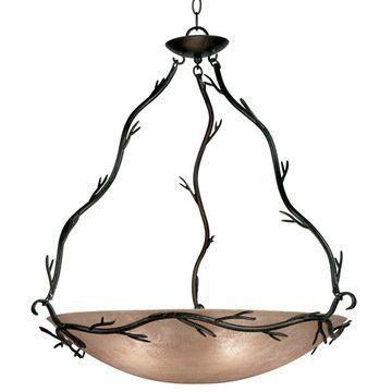 Kenroy Home Twigs 5 Light Pendant