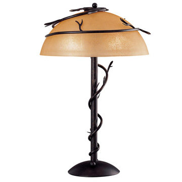Kenroy Home Twigs Table Lamp