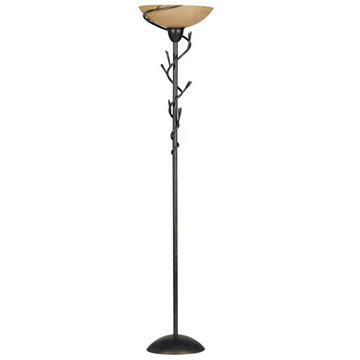 Kenroy Home Twigs Torchiere