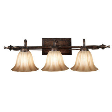 Kenroy Home Wallis 3 Light Vanity