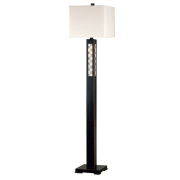 Kenroy Home Windowpane Floor Lamp