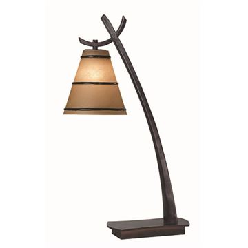 Kenroy Home Wright 1 Light Table Lamp