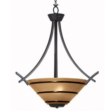 Kenroy Home Wright 3 Light Pendant