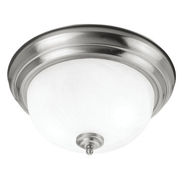 Livex Lighting Coronado Flush Mount Light With Finial