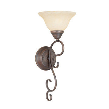 Livex Lighting Coronado Petite Wall Sconce