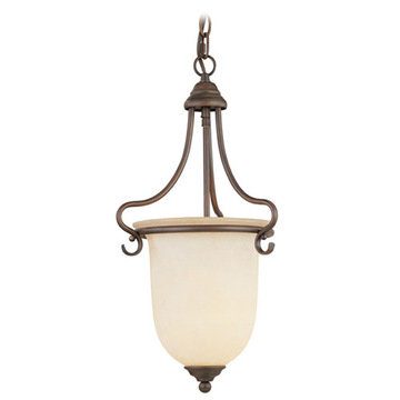 Livex Lighting Coronado Small Foyer Lamp