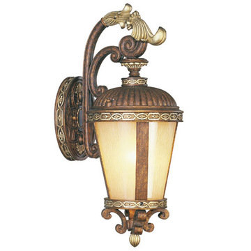 Livex Lighting Seville 1 Light Outdoor Wall Lantern