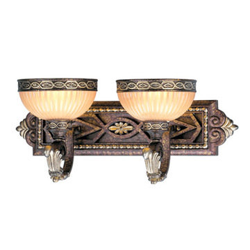 Shop All 2 Light Vanity Fixtures