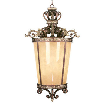 Livex Lighting Seville 6 Light Foyer Lamp