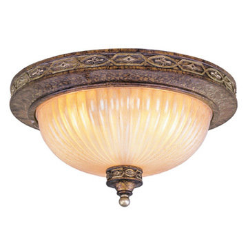 Livex Lighting Seville Flush Mount Ceiling Light