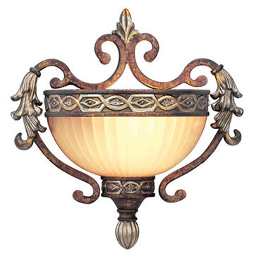 Livex Lighting Seville Petite Wall Sconce